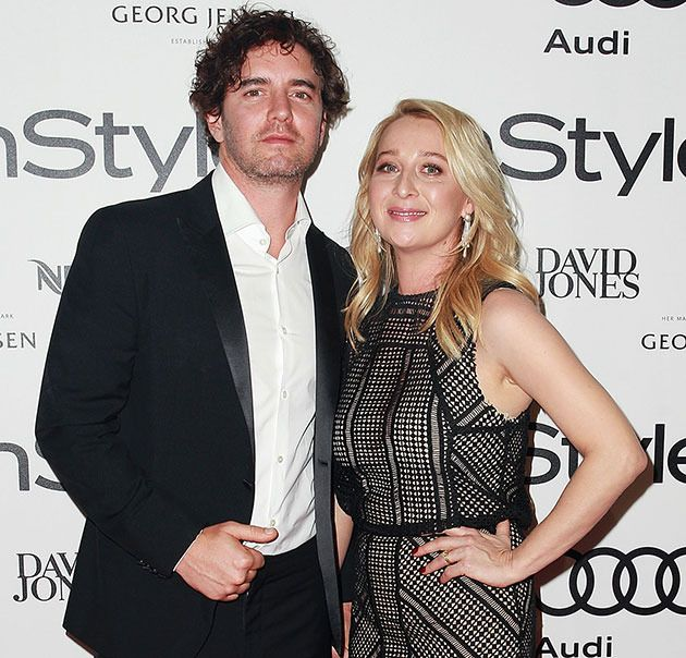 InStyle Women of Style awards, 2015 - Asher Keddie, Vincent Fantauzzo