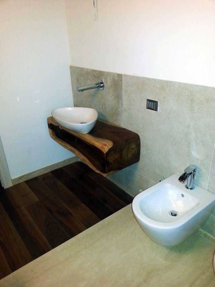 Realizzazione bagno in appartamento privato - Realization bathroom in a private apartment