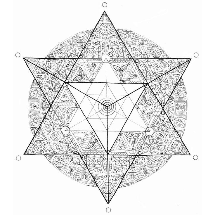 spiritual alchemy  sacred geometry  and the creative self