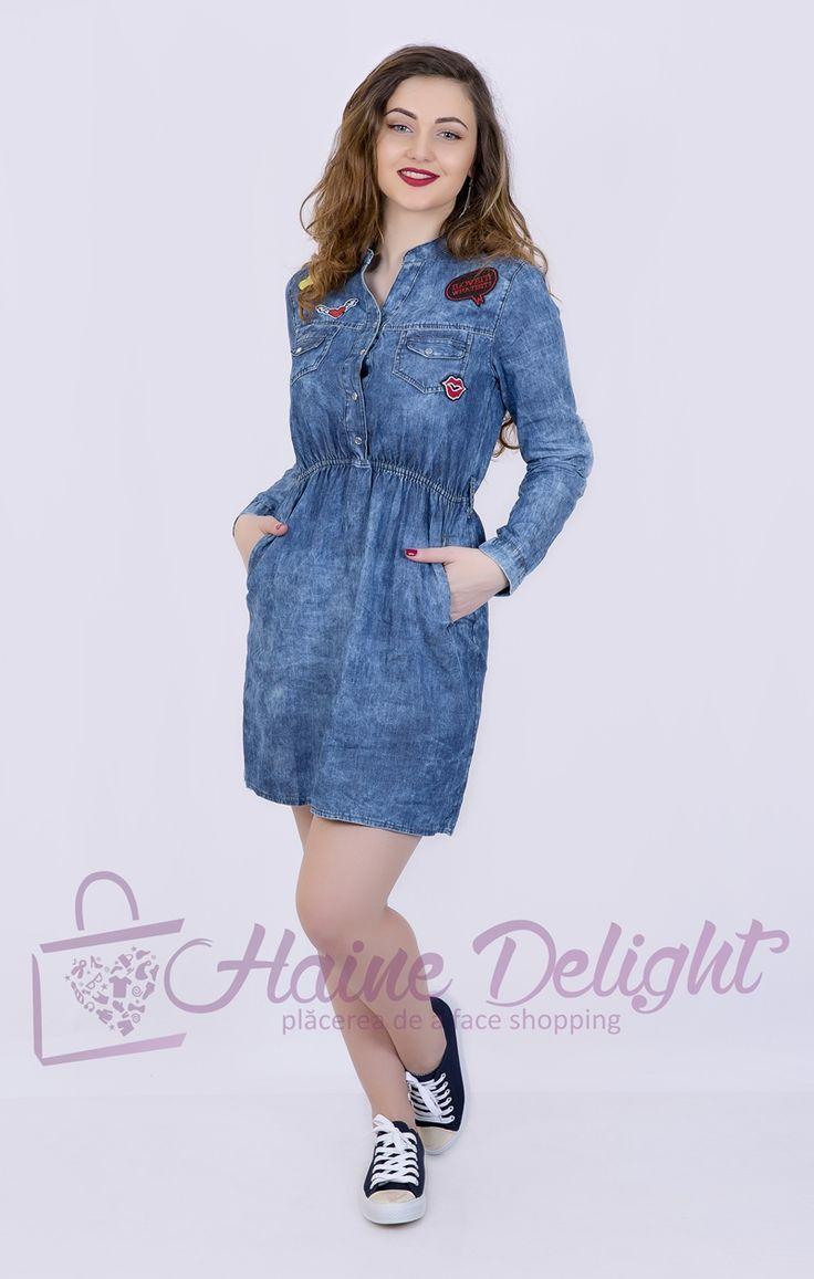 Rochie dama model blug