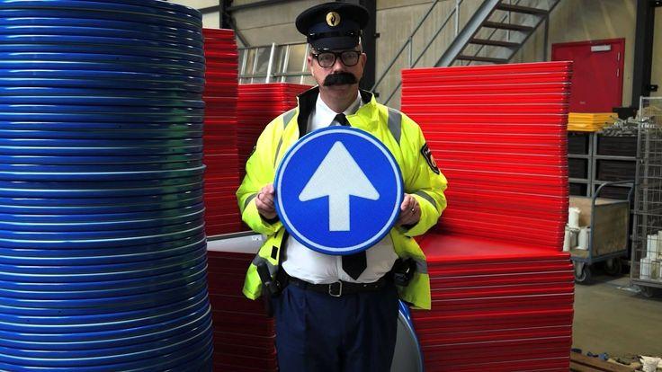 Filmpje over verkeersborden (Nederland)