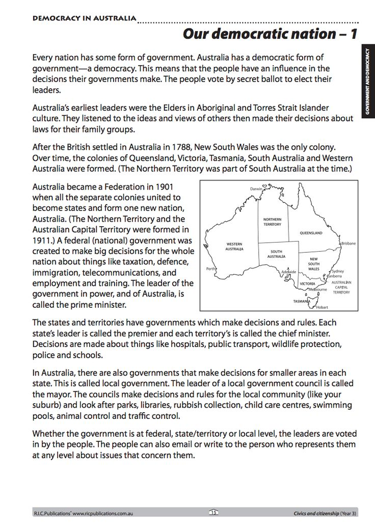 an essay on australia and the need for federation The federation of australia was the process by which the six separate british self-governing colonies of queensland, new south wales, victoria, tasmania, south australia, and western australia agreed to unite and form the commonwealth of australia, establishing a system of federalism in australia.