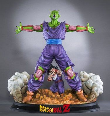 Piccolo s redemption & Son Gohan Tsume Art