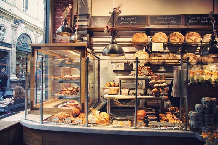 Le Pain Quotidien in Brussels - TravelGuide - www.theflyingflour.com