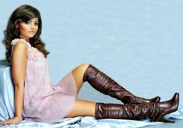 Jenna-Louise Coleman English Actress