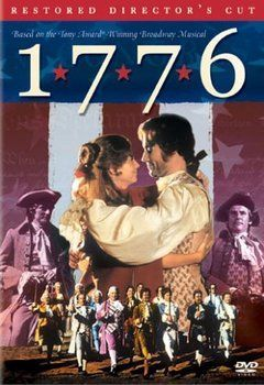 """The movie """"1776"""" is great for teaching about the American Revolution and the Declaration of Independence. These 1776 movie questions are designed to be used batch by batch as students finish watching portions of the movie -- or they can be used after the whole movie has been watched, as a final assessment.  Keep students on-task during  class and help them absorb more by using these 1776 movie questions in Examview format for electronic delivery."""
