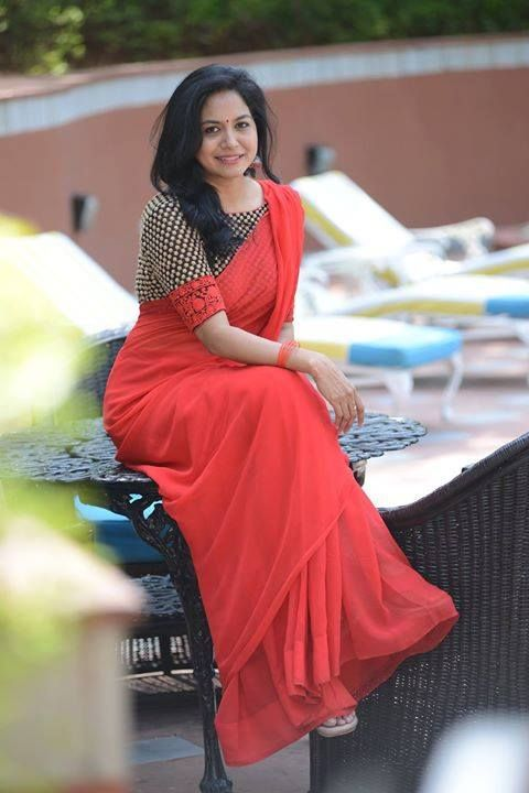 Singer #Sunitha New Photos
