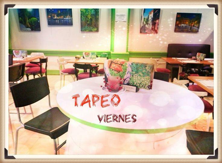 #Tapeo #Viernes