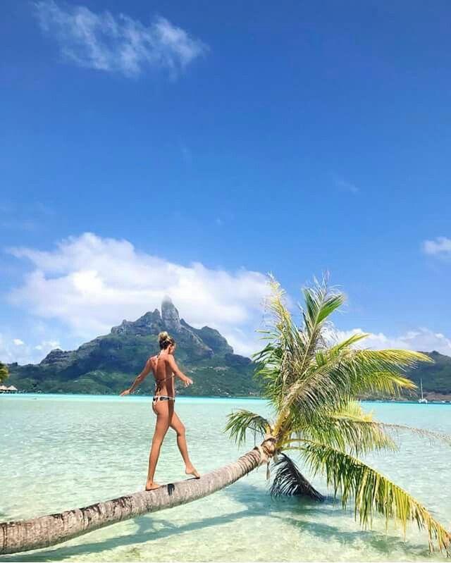 Vacation in the Bora Bora