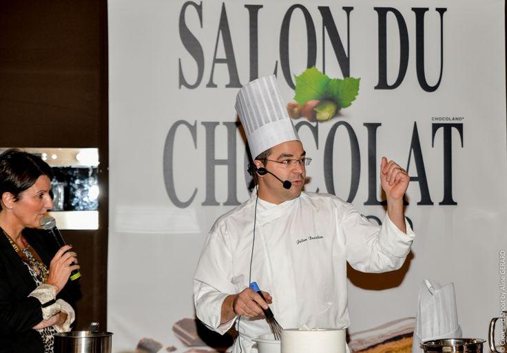 Σεμινάριο Γαλλικής Ζαχαροπλαστικής, 1-12-2014, Hotel Sofitel Athens Airport, Julien Beaulieu
