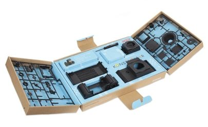 Bouw pakket LOMO camera (reflex)