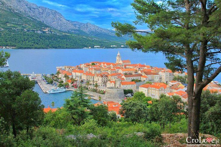Panorama Korčuli | CroLove.pl | #croatia #hrvatska #chorwacja #korcula