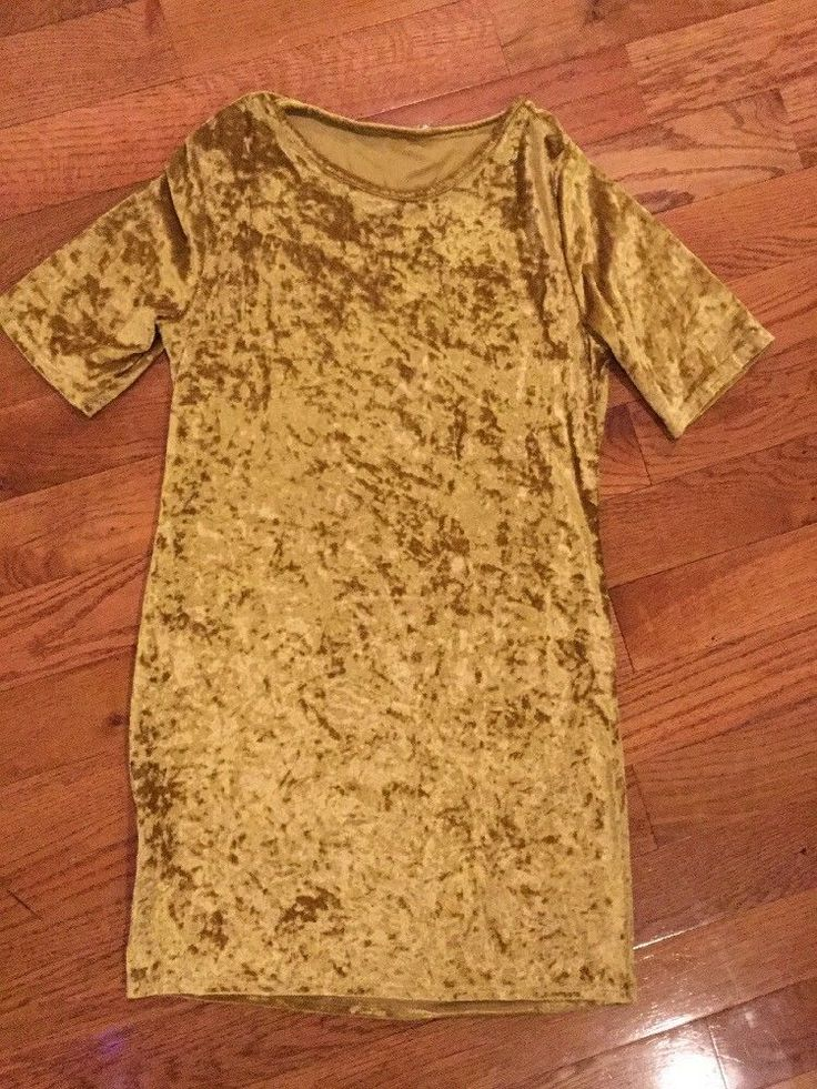 Nice Awesome Beautiful Golden Forever 21 Inspired Crushed Velvet Tunic Holiday Dress (M) 2017-2018 Check more at https://24store.cf/fashion/awesome-beautiful-golden-forever-21-inspired-crushed-velvet-tunic-holiday-dress-m-2017-2018/