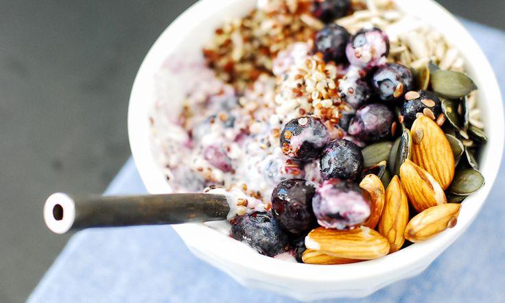 Quinoa Breakfast Bowl - Foreverfit.tv :: Fitness | Nutrition | Online Gym