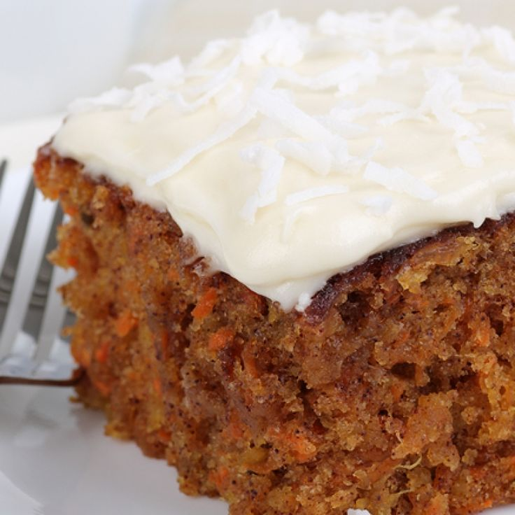 Looks just like a carrot cake but this zucchini carrot cake recipe has finely grated zucchini hiding inside.  Zucchini, like carrot is very moist when baked so makes a wonderful ingredient in a cake.