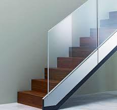 Glasgeländer Treppe 14 besten treppe bilder auf treppen treppe und glasgeländer