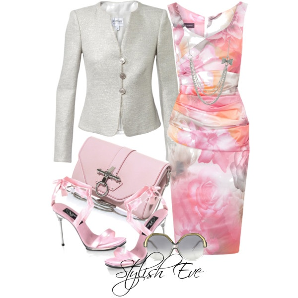 The Look Right: Business Casual with Touch Young