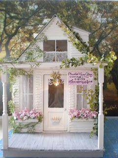 Cinderella Moments Phoebe's Cottage.