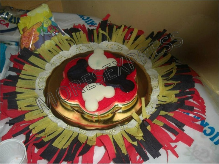 Gelatina Mickey Mouse | Postres | Pinterest | Mickey Mouse and Mice