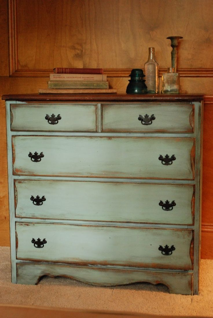1000 ideas about chalk paint furniture on pinterest for Ideas for painting a dresser