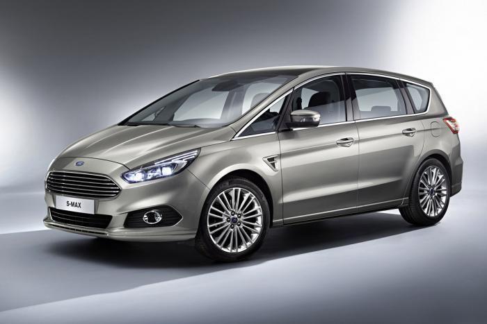 Nuevo Ford S-Max, el monovolumen deportivo se renueva - http://www.actualidadmotor.com/2014/09/14/nuevo-ford-s-max-el-monovolumen-deportivo-se-renueva/