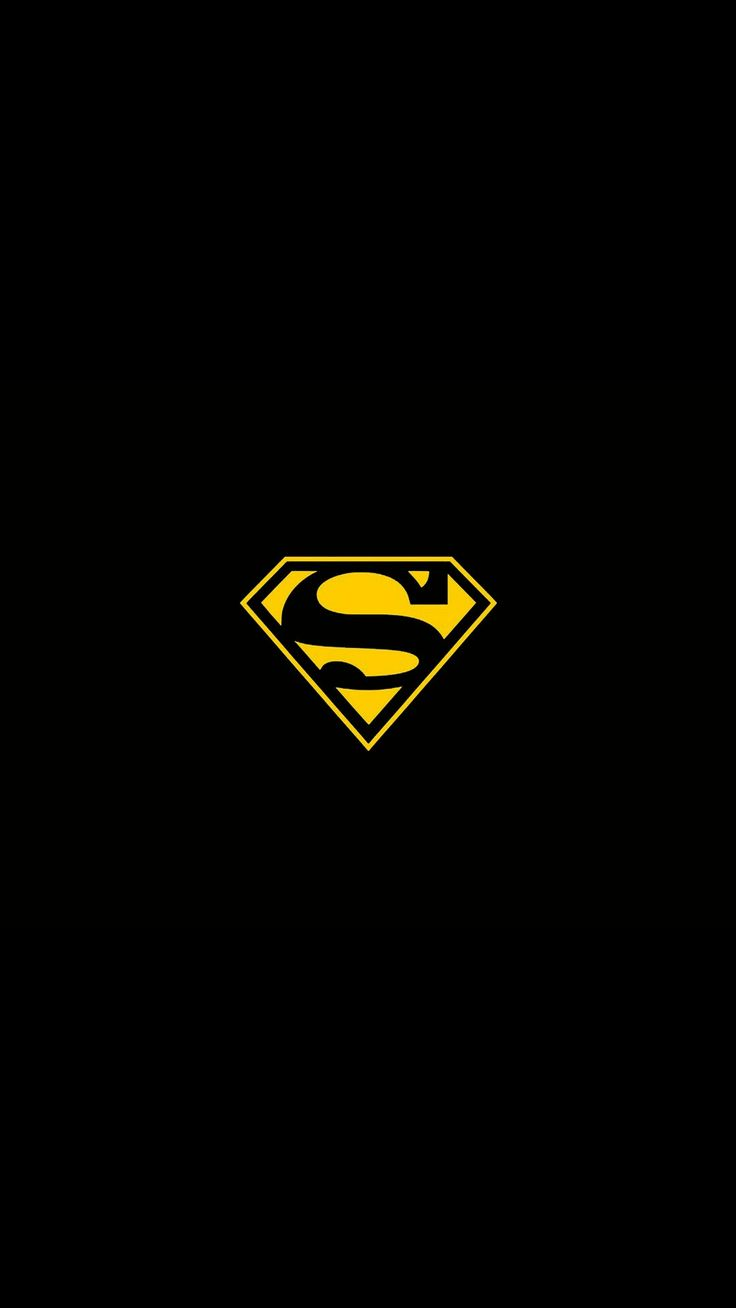 Below are two different file formats of the superman logo in a beveled - Find This Pin And More On Wallpapers By Tantanongsakkul