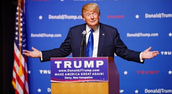 awesome After Colonoscopy Reveals Brain Tumor, Donald Trump Drops from Race