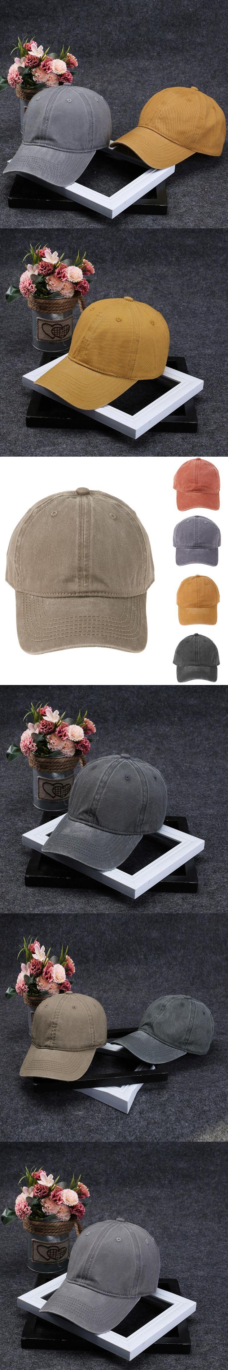 2017 Fashion Snapback Baseball Cap New Gorras Trucker cap Washed Cotton HipHop Flat Hat Adjustable Casquette Men&Women
