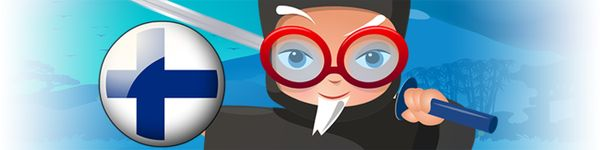 The Professor Ninja Finnish app contains 1000 carefully selected words and phrases, covering the main areas of everyday vocabulary (eg. family, numbers, nature, travel, school, pastimes). To ease the learning process, each word and phrase is accompanied by a picture and an audio recording by a professional native speaker.