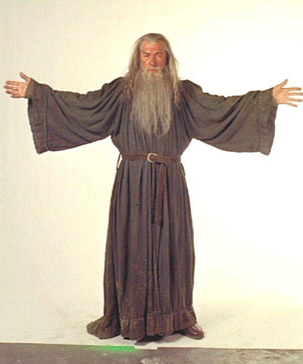 Gandalfs robe