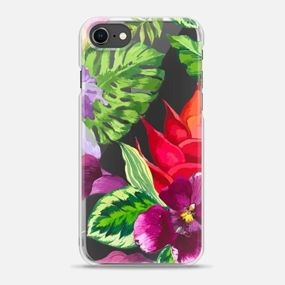 Casetify iPhone 8 Snap Case - Floral case by Priyanka Chanda
