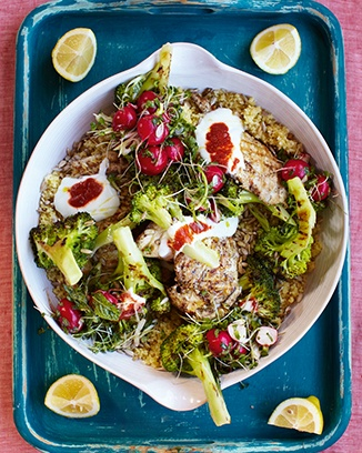 This was SO tasty - incredibly delicious chicken salad | Jamie Oliver | Food | Recipes (UK)