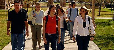 Texas Tech University Students