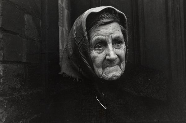 Mrs Potter, Mason Street, 1975 - Byker - Photography - Amber Online