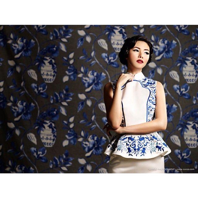 SisSae Qipao Eurasian Doll Collection