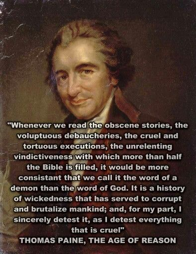 thomas paine deism essay Free deism papers, essays, and research papers my account your search returned 101 essays for deism: 1 2 next  free essays  worldviews of thomas paine.