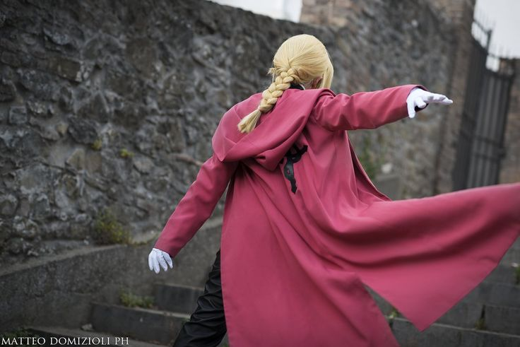 Edward Elric Cosplay by KICKAcosplay on DeviantArt