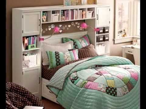 Teen girl bedroom decorating ideas