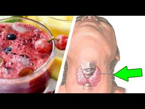 Drink This Juice to Lose Weight - Regulate Your Thyroid and Fight Inflam...