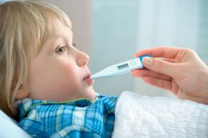 Mercury Rising: What to Know About Fevers in Kids