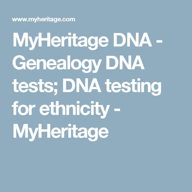 family tree guide to dna testing