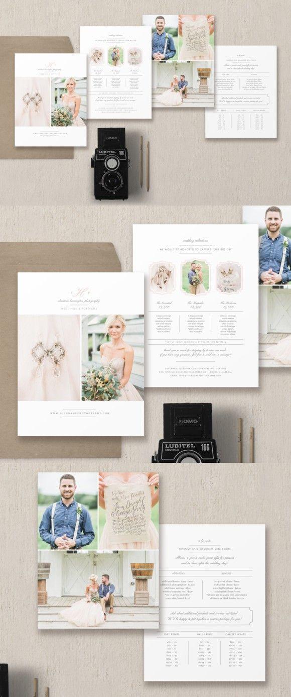 wedding brochure templates