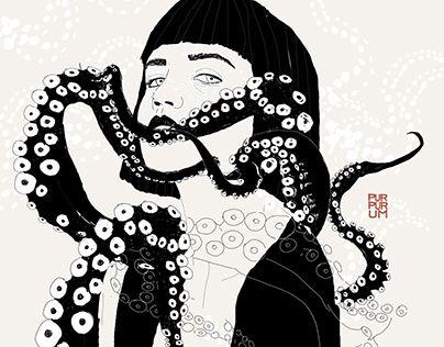 "Check out new work on my @Behance portfolio: ""Tessa"" http://be.net/gallery/48672633/Tessa"