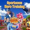 Sportacus online game