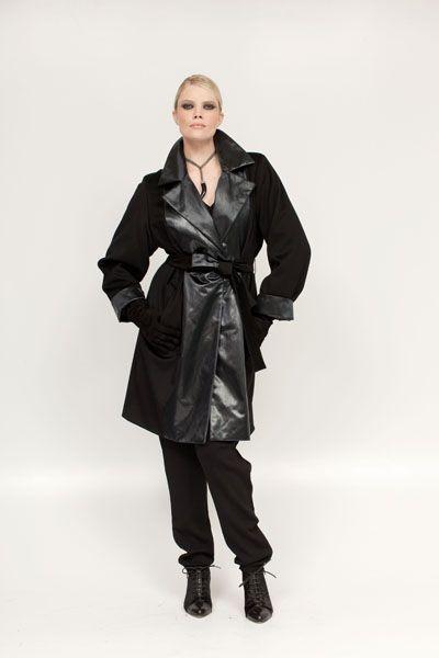 Итальянский каталог одежды для полных модниц Marina Rinaldi. Осень-зима 2011/2012