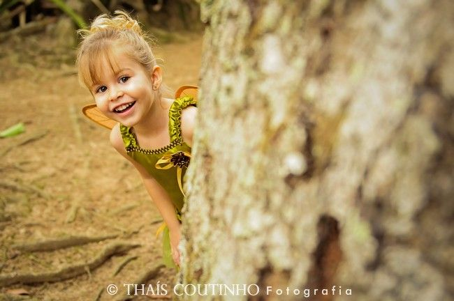 girl photo shoot, tinker bell