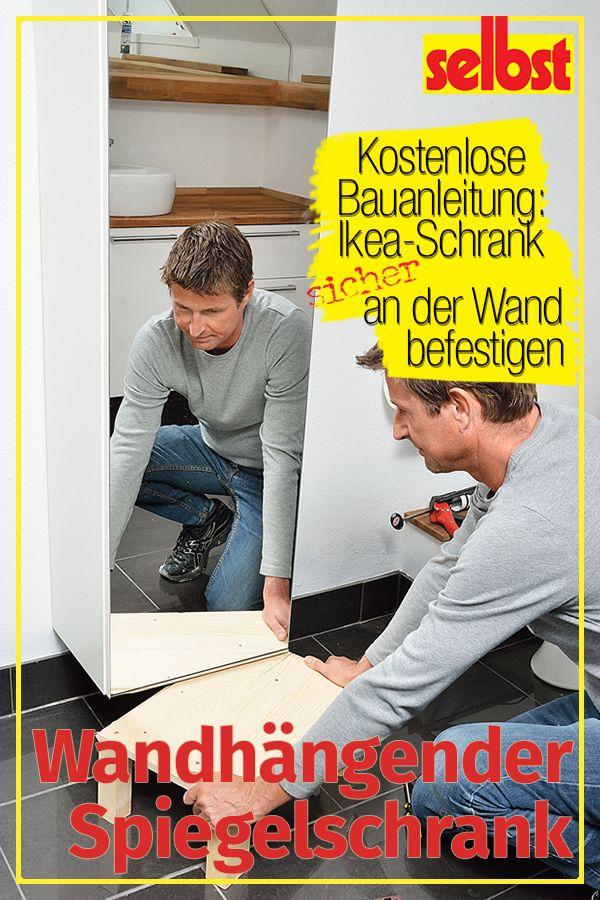 Ikea Spiegelschrank Spiegelschrank Schrank Waschtischunterschrank