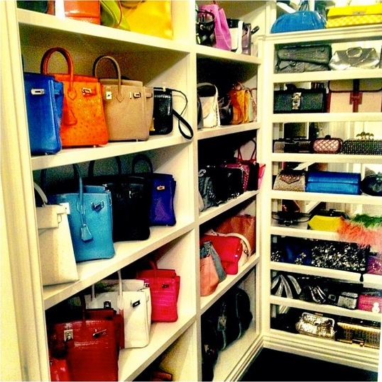 This Will Be My Spare Room...turned Into Purse Closet :)