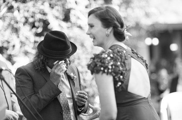 A ELEGANT GARDEN WEDDING: ANTHEA   RUSTY