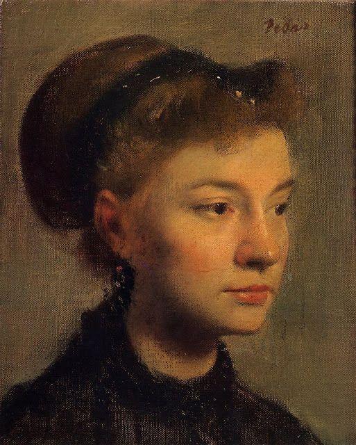 Nεαρή γυναίκα (1867)